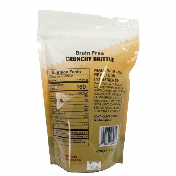 Crunchy Brittle